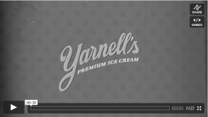 Kombine / Rizon Directors Jared Hankins and Dave Garcia team up in Little Rock AR for the production of Yarnell's Ice Cream TV!
